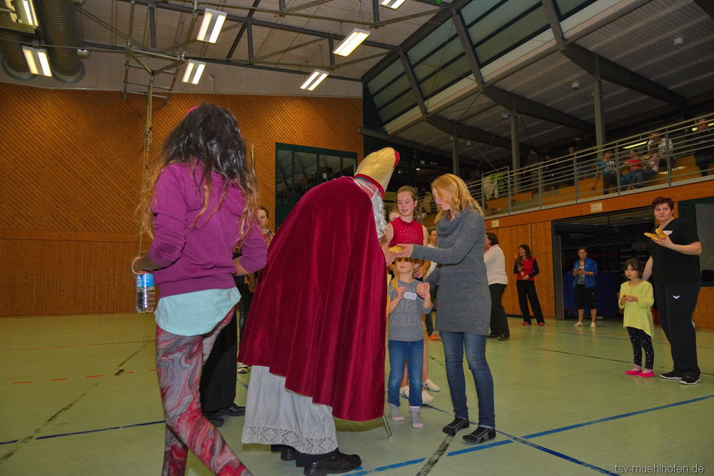 20161127 Nikolausfeier TSV Mühlhofen 245