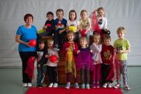 Bambini-Turnen 4 Jahre bis Einschulung