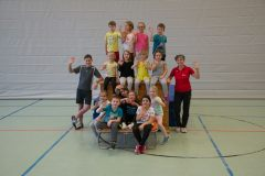 Kinder-Turnen 1. und 2. Schuljahr