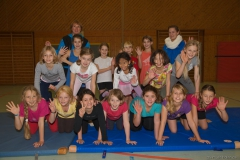 Kinderturnen 3. und 4. Schuljahr