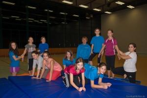 Mädchenturnen ab dem 5. Schuljahr